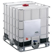 IBC poly tanks